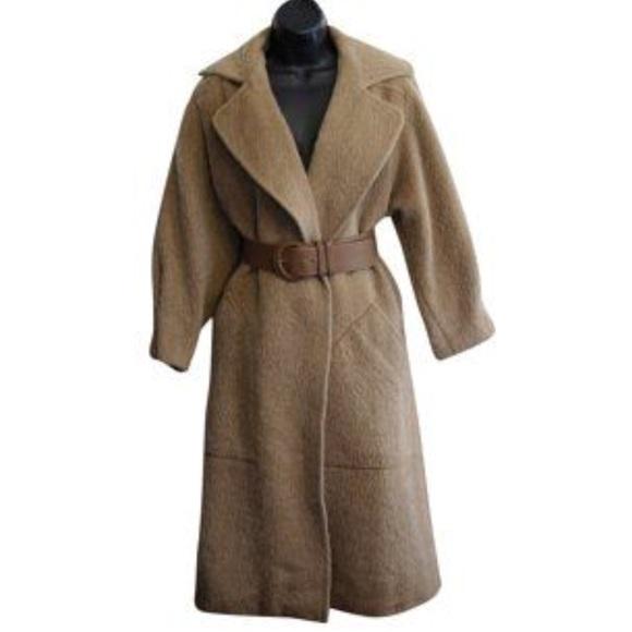 Christian Dior Vintage Oversized Wool Coat